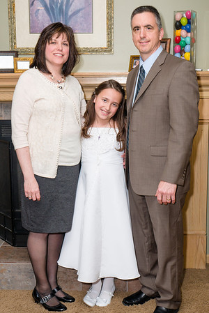 Ella's First Communion Party