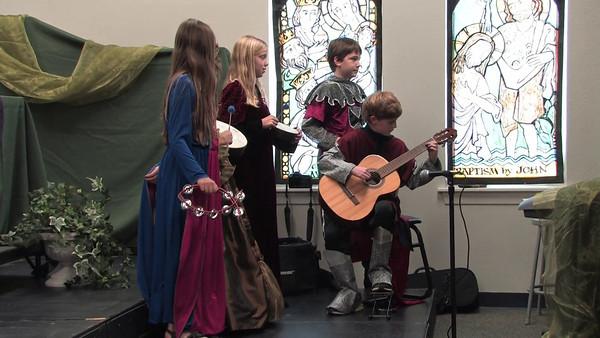 2012-01-20 Medieval Music