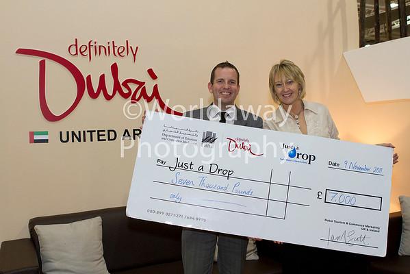 WTM Dubai Tourism Day 3 - 2011