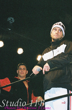 ROH 1/10/04  Battle Lines Are Drawn - Dayton, OH