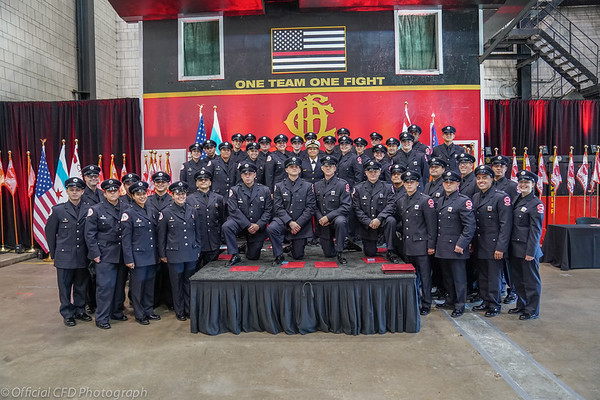 2021-05-14 Paramedic Graduation