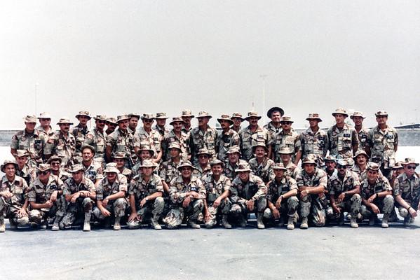 Desert Storm 1991 188th CES
