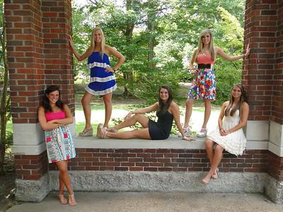 Senior Girls' Tea Party