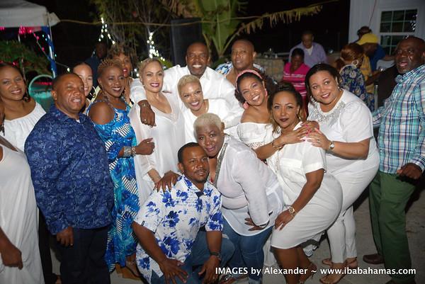 Frankies 59th  Birthday | Exuma, Bahamas.