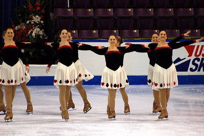 Synchro Nationals 2007 - Masters competition