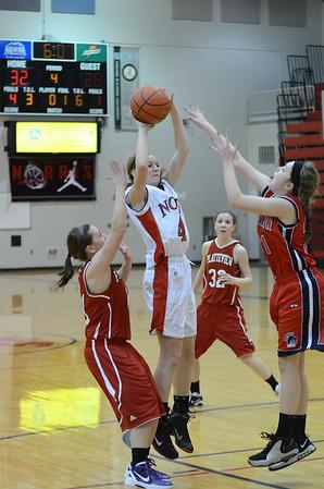 9th Grade Girls Basketball vs Platteview