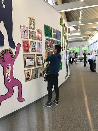 Lower School Art Show - Virtual Tour