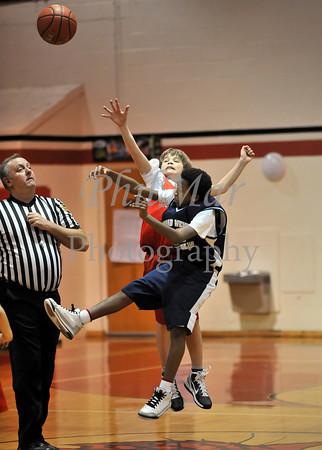 St. Catharine's VS Conrad Weiser 6th Grade Basketball