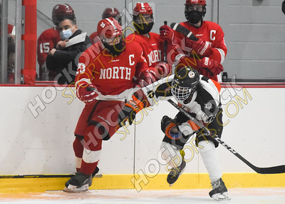 Stoughton/Brockton - North Attleboro Boys Hockey 2-12-21