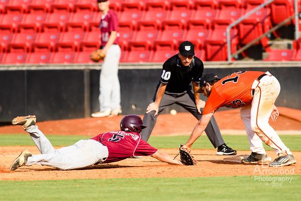 NDHS Baseball vs Green Hope State Championship Game 1