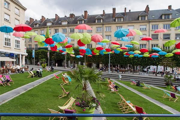 Amiens and Normandie