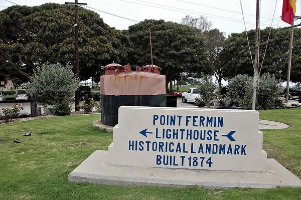 Point Fermin Lighthouse San Pedro