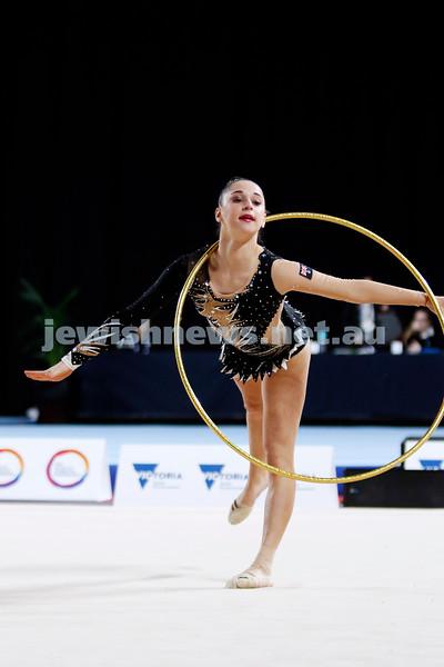 Aus Gymnastics 2018 - Rhythmic finals