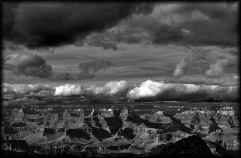Black and White Sunset Grand Canyon 2 boarder.jpg