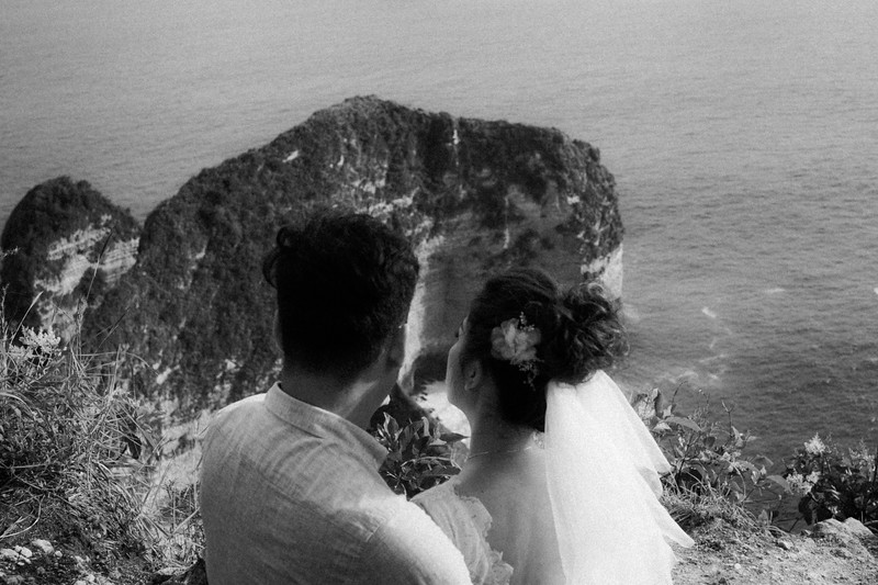 D&N Bali elopement