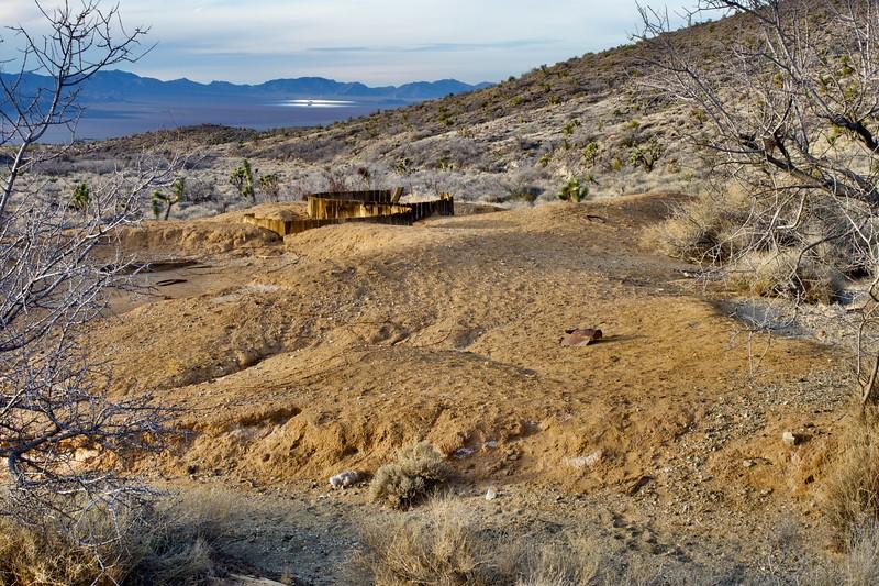 Boomerang Mine remains