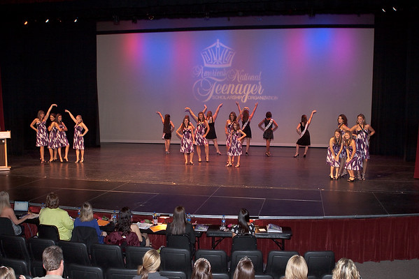 Georgia National Teenager Pageant