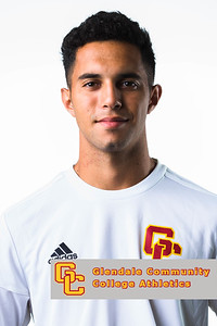 Men's Soccer Portraits