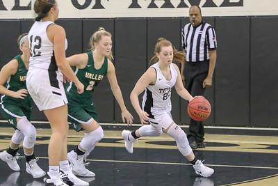 Girls Basketball: Loudoun Valley @ Dominion 2.4.2019 (By Jeff Scudder)