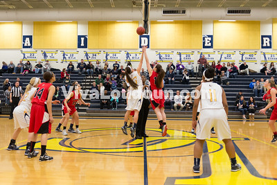 Girls Basketball: Heritage vs. Loudoun County 2.13.15 (by Chas Sumser)