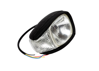 GENERAL PURPOSE DIGGER TELEPORTER LH/RH HEADLIGHT LAMP