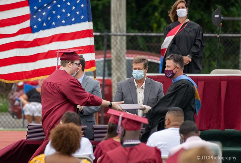 Deer Park High School Graduation 2020