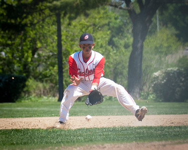 2012-05-12 Southside HS Baseball Playoffs vs Plainedge HS