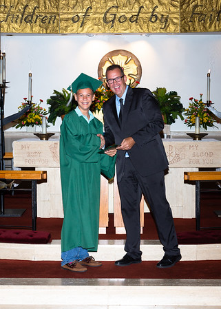 2019 St Paul's Graduation