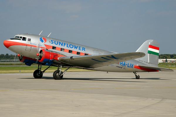 HA-LIX - Lisunov Li-2T