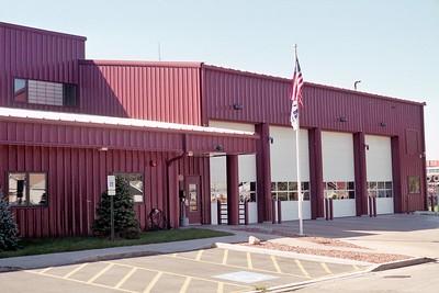 STICKNEY FIRE DEPARTMENT