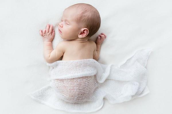 Puur newbornfotografie