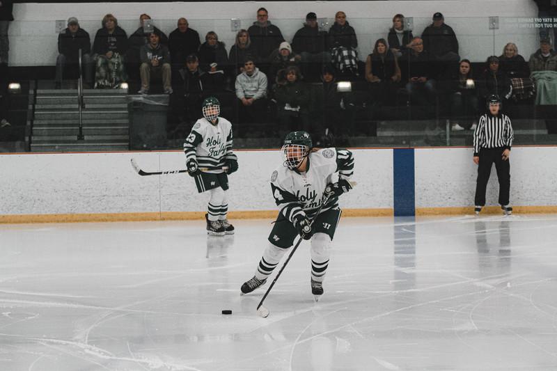 Holy Family Varsity Girls Hockey vs. Waconia, 1/9/20: Taylor Koeppl '23 (14)