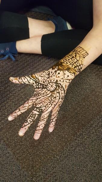 Teen Henna - February 2020
