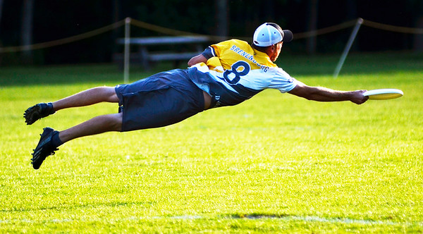 AUDL Pittsburgh Thunderbirds