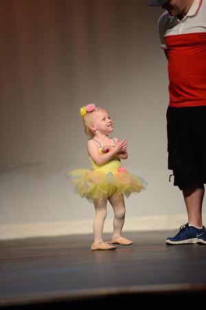 Monday Mummy & Me Ballet
