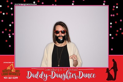 Lewisburg Daddy-Daughter Dance 2019