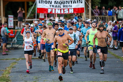 2019 Iron Mountain Trail Run