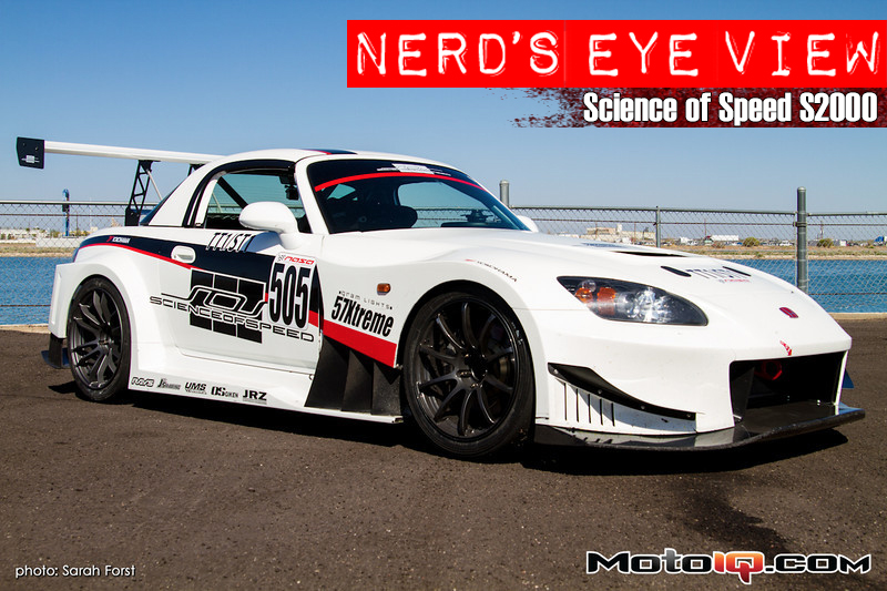 Science of Speed S2000 Turbo Kit AP1 Ap2 Chris Wilson NASA TT