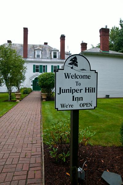 Juniper Hill Inn Auction