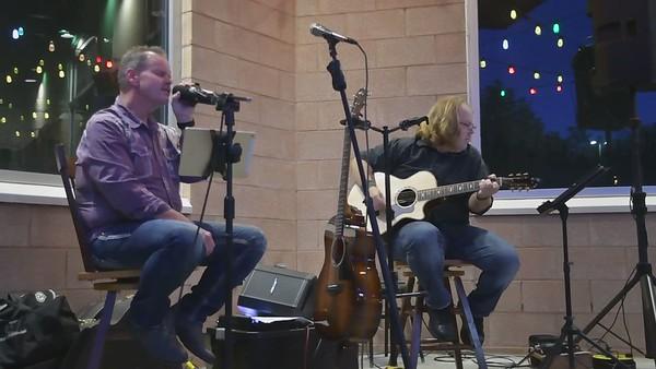 Mahogany Acoustic