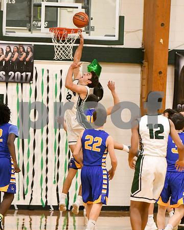 Glenbard West boys basketball hosts Lyons Township