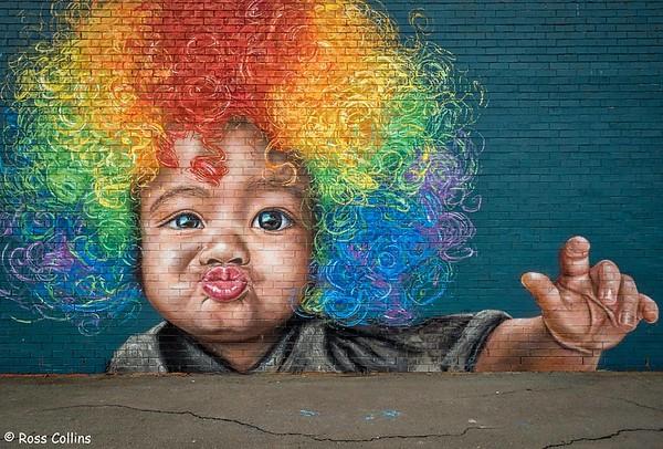 Benalla Street Art 2019