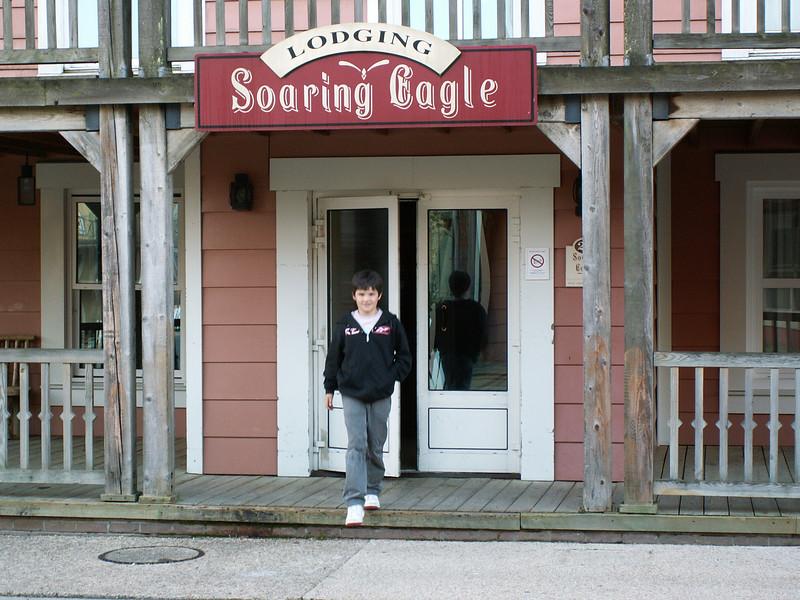 """Our Hotel - """"Hotel Cheyenne"""""""