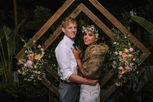 Mr. & Mrs. Aronoff
