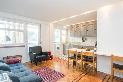 Interiors (Airbnb)