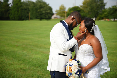 Mariama and Dennis Wedding
