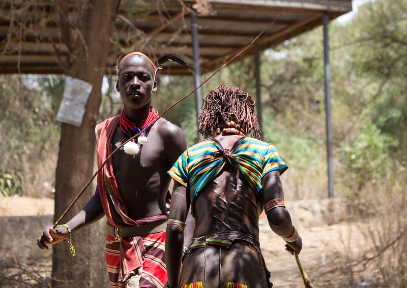 Hamer Tribe in the Omo Valley Ethiopia
