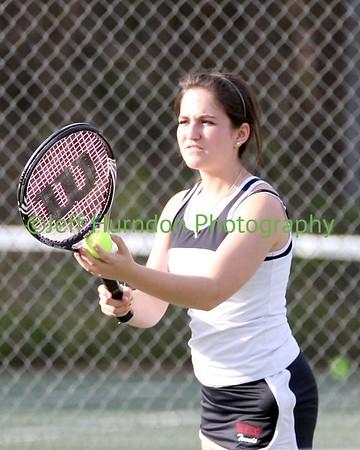 UGHS JV Tennis 3-22-11