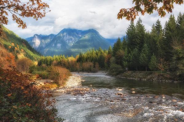 The Washington Cascades