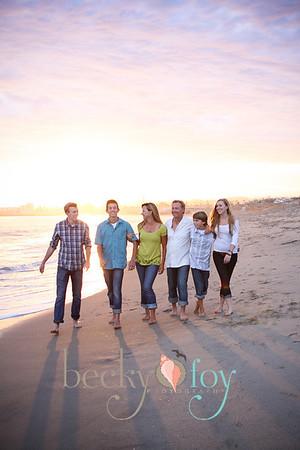 Hilton Family 2012